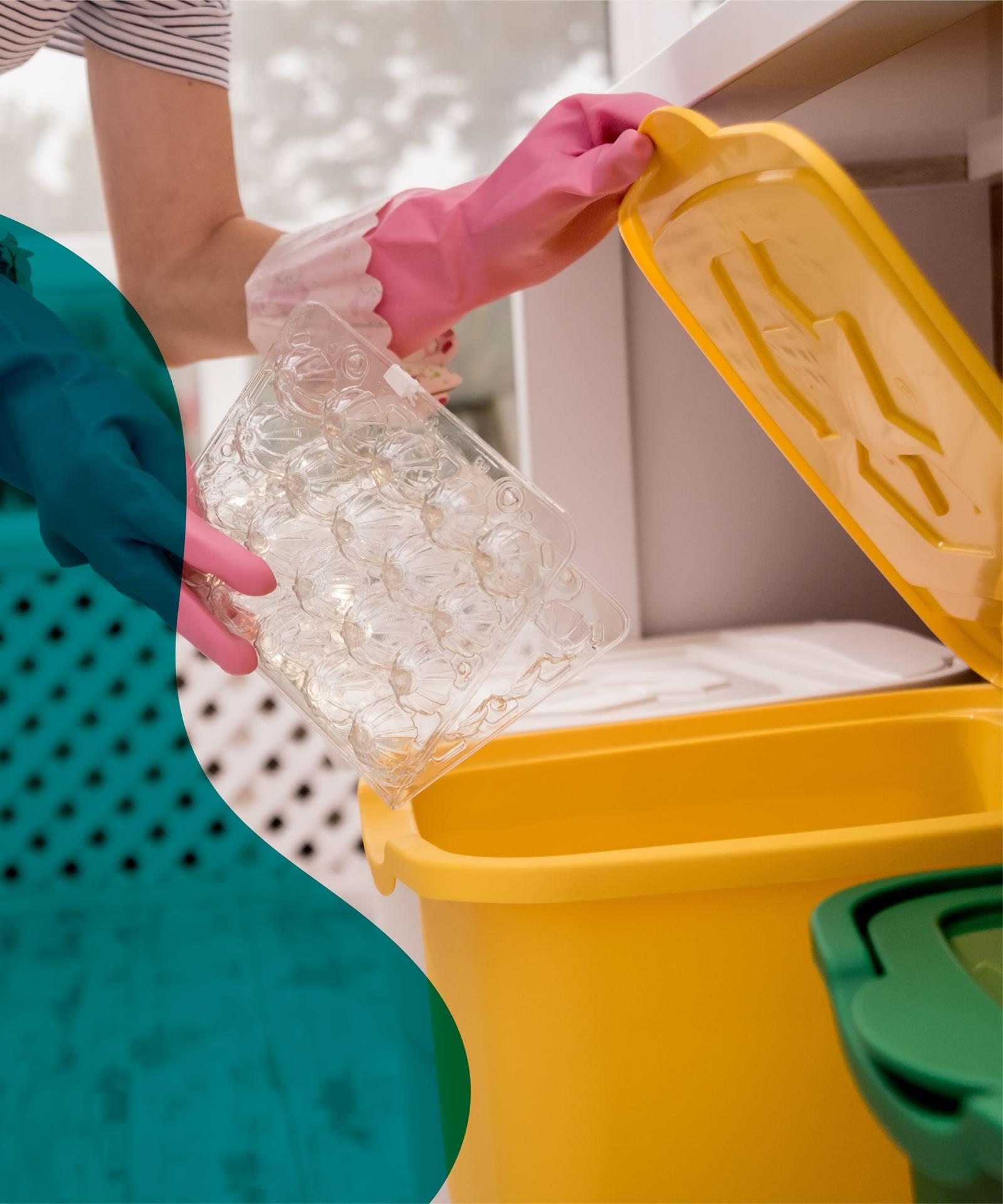 Vantagens de Reciclar
