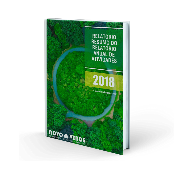 Relatório Resumo do Relatório Anual de Atividades 2018 (a aguardar validação da APA)