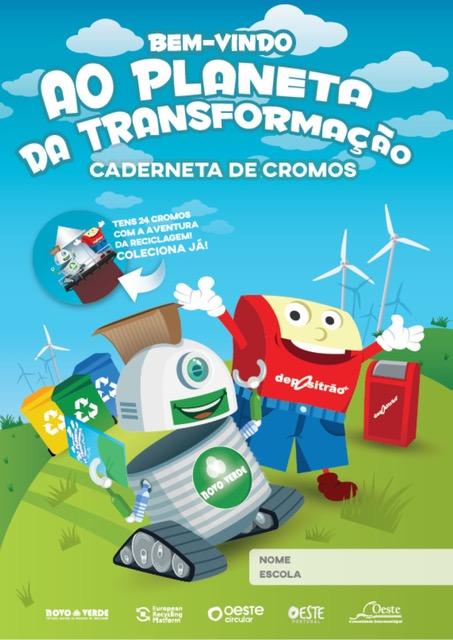 Campanha Planeta da Transformacao