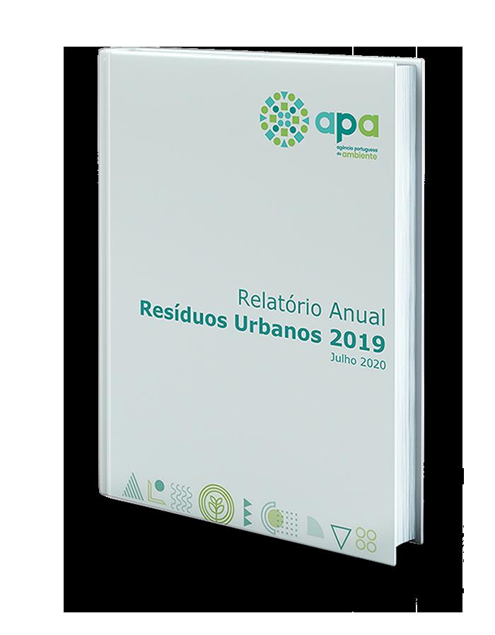Relatório anual de Resíduos Urbanos - 2019