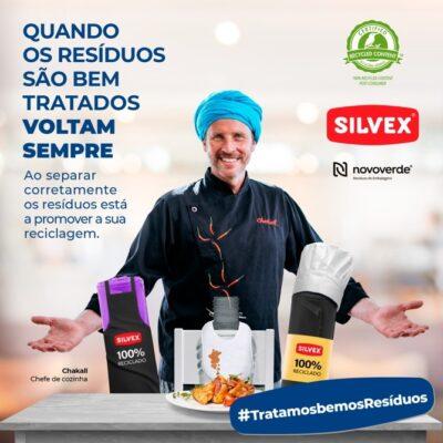 Silvex e Novo Verde lançam campanha de sensibilização